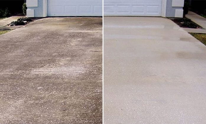 arlington heights driveway cleaning