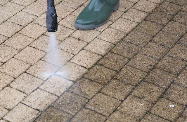 arlington heights patio cleaning
