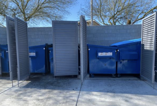 dumpster cleaning in arlington heights